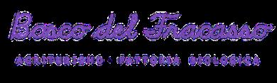 Bosco del Fracasso Logo